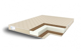 Купить матрас Comfort Line Double Cocos Eco Roll +  (140х195)